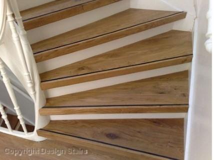 Traprenovatie alle benodigdheden voor traprenovatie for Hout voor traptreden